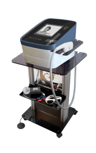 Immagine dispositivo apparecchiatura Luz pulsada en Medicina Estética