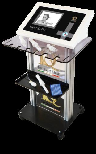 Immagine dispositivo apparecchiatura Radiofrecuencia y electroporación para el tratamiento de trastornos genitales